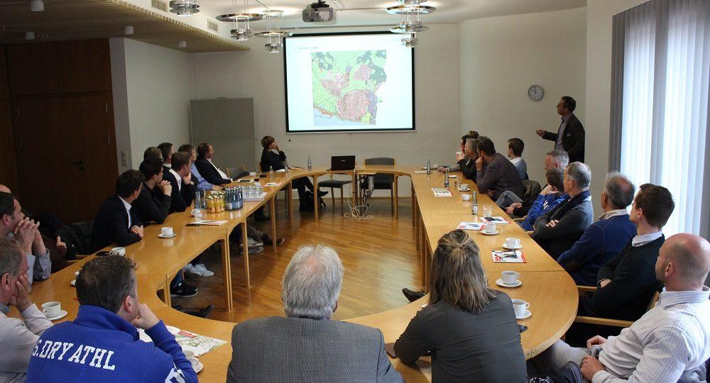 2017 04 07 Niederlaendische Delegation (1)