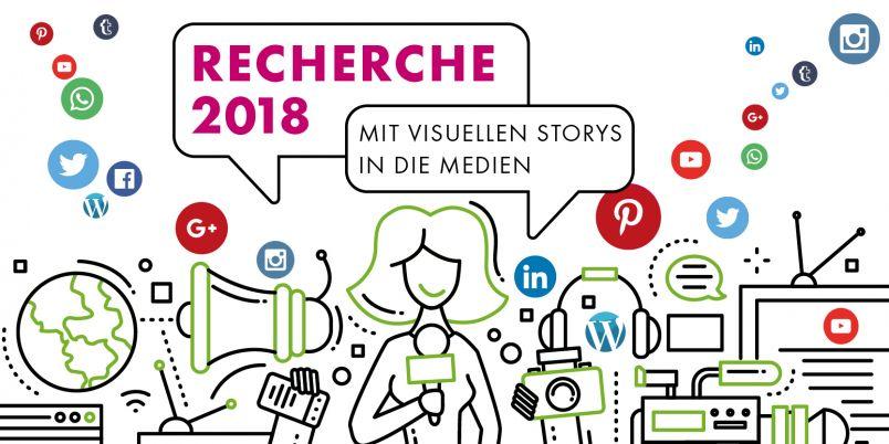 news aktuell: Recherche 2018